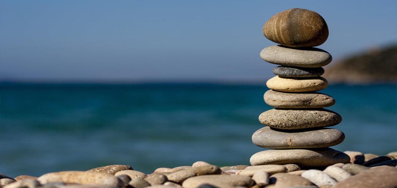 Gelassenheit und Balance (er)leben
